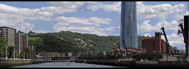 homenaje iberdrola vfx 3d motion